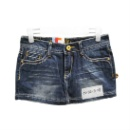 Ladies Denim Mini Skirt (Hong Kong)