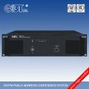 Public Address System Digital Mixer Power Amplifier 2000w With Ce,Ccc Certificates (China)