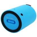 Cylindrical Bluetooth Speaker With Card-Reader (China)