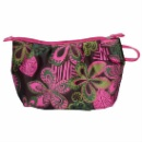 New Style Floral Clutch Cosmetic Bag (China)