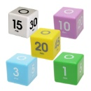 Set of 5 Units of Time Cube (USA)