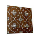 Pearl Inlaid Tile (India)