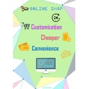 Online Shop-Reducing Operation Cost (Hong Kong)