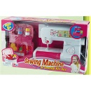 Battery Operated Sewing Machine with Accessories Set Toy (Hong Kong)
