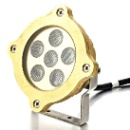 LED Brass Underwater Light (China)