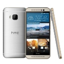 HTC One M9 64GB LTE  Unlocked Smartphone Glacial Silver (Hong Kong)