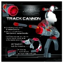 Electronic Toys - Track Cannon (Hong Kong)