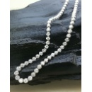 Eternity Uniform Round Diamond Necklace N002484-1  (Hong Kong)