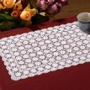 Vinyl Rigid Lace Placemat (Taiwan)