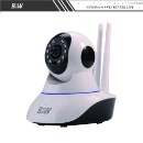 Home Security Night Vision Wireless Double Antennas IP Camera  (China)
