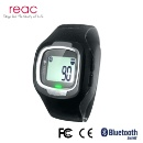 Heart Rate Monitor Smart Watch with HR Sport Tracker Smart Watch LCD Display Waterproof (Hong Kong)