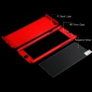 Full Coverage PC Case for iPhone 6S -  Red (China)