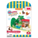 3D Puzzle Country Side - Hen & Duck (Hong Kong)