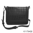 Embossed Leather Bag (Hong Kong)