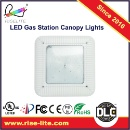 LED Canopy Light 130W DLC Listed  (F Style) (China)