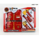 Rescue Team Set (Hong Kong)