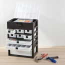 MEMYDO Transparent Multi-layers Hardware Craft Cabinet Drawer Storage (Taiwan)