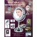 Plastic LED Cosmetic Stand Mirror (Hong Kong)