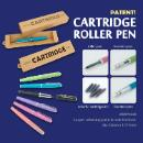 BRP0345 Cartridge Roller /fountain pen  (Taiwan)