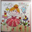 Greeting Card (China)