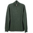 Men's Mock Neck Pullover (China)