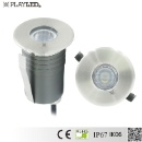 3w Asymetric Led Lights In Concrete Ground Light (China)