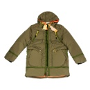 Men's Long Padded Jacket (Hong Kong)