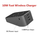 10W Fast Wireless Charger (Hong Kong)