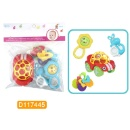Baby Rattle Toy Infant Set (Hong Kong)