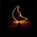 Moon Night Light with POF magi-light (China)