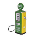 Metal Gas Pump (Hong Kong)