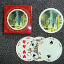 Round Shaped Playing Card (Hong Kong)