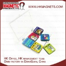 Kokonuzz Epoxy Magnet Small Plastic Box Set (Hong Kong)