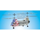 3 Channel R/C Transport Helicopter (Hong Kong)