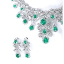 Emerald Custom-Made Jewellery Set (Hong Kong)