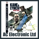 Kane & Lynch Dead Men for PS3 Playstation 3 (Hong Kong)
