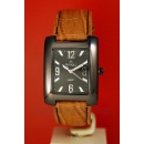 Gents Leather Band Watch (Hong Kong)