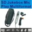 Video Karaoke Jukebox Microphone (China)