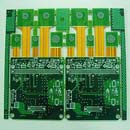 4-layer Rigid-flexible PCB with 0.15mm Min Line Width (China)
