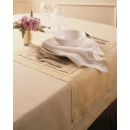 Pure Linen Table Cloth (China)