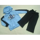 Boys' Two-piece Hoodie and Shorts Set (Hong Kong)